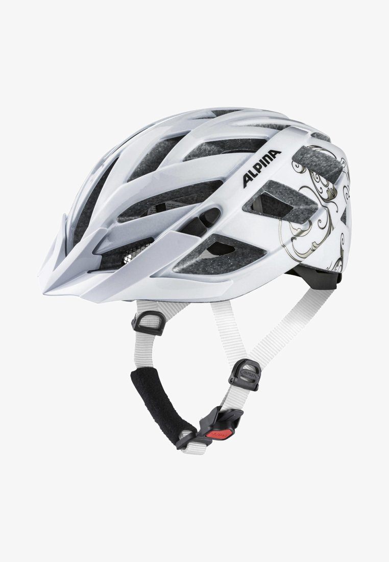 Alpina - PANOMA - Helm - white