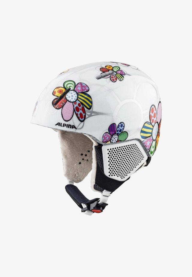 MANDANT ALPINA CARAT LX - Helmet - patchwork flower