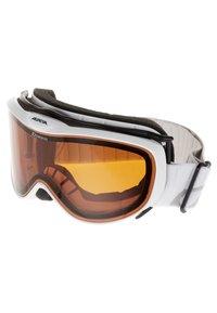 Alpina - CHALLAGE - Skibriller - white - 0