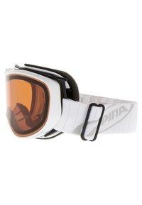 Alpina - CHALLAGE - Skibriller - white - 1