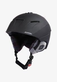 Alpina - CHEOS - Kask - charcoal - 2