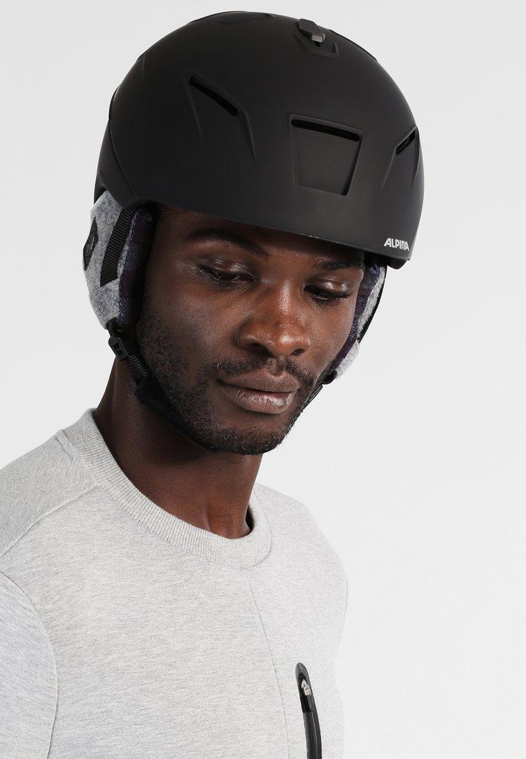 Alpina - CHEOS - Helmet - charcoal