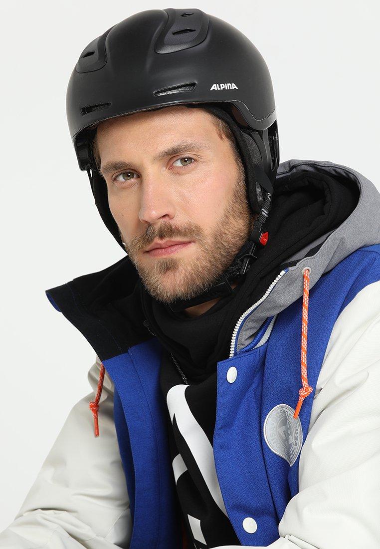 Alpina - SPINE - Helmet - black matt