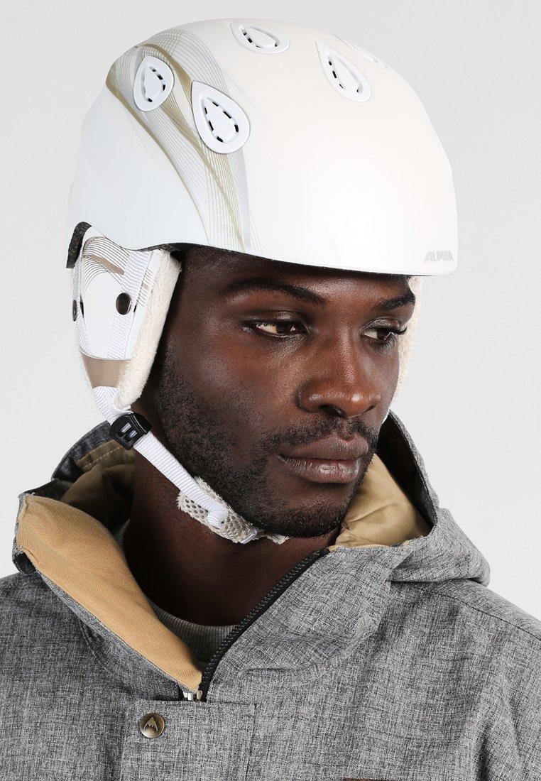 Alpina - GRAP 2.0 - Helm - white/prosecco matt