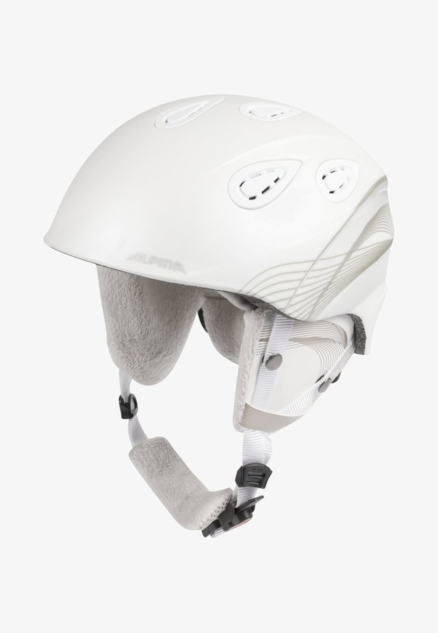 GRAP 2.0 - Casque - white/prosecco matt