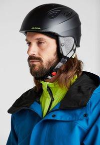 Alpina - GRAP 2.0 - Helmet - charcoal matt - 0