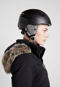 Alpina - GRAP 2.0 - Helmet - charcoal matt - 1