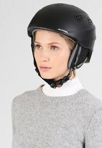 Alpina - GRAP 2.0 - Helmet - black matt - 1