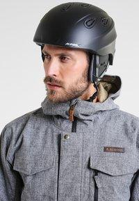 Alpina - GRAP 2.0 - Helmet - black matt - 0