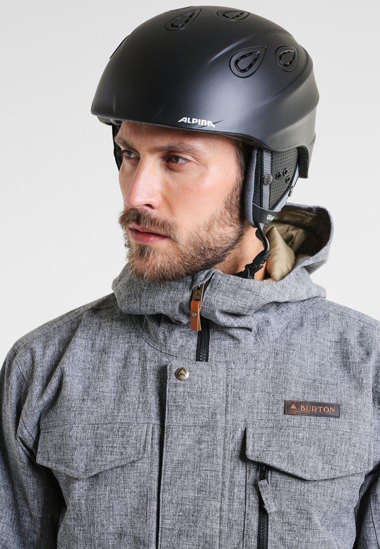 Alpina - GRAP 2.0 - Helmet - black matt