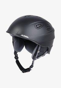 Alpina - GRAP 2.0 - Helmet - black matt - 2