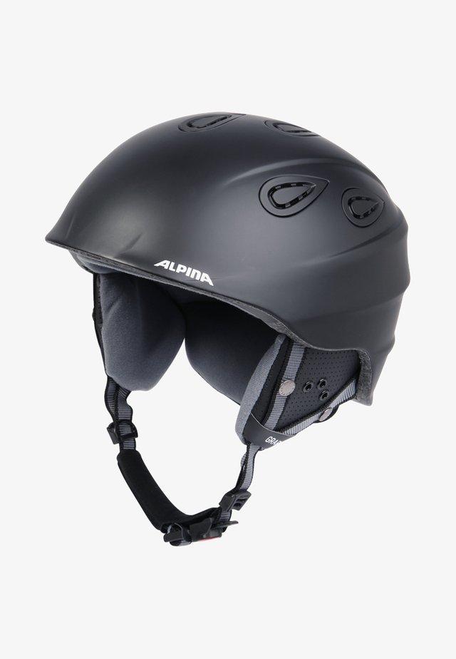 GRAP 2.0 - Hjelm - black matt