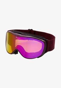 Alpina - CHALLENGE 2.0 - Ski goggles - cassis - 4