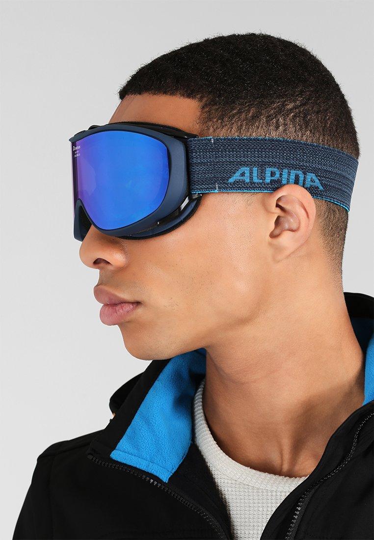 Alpina - CHALLENGE 2.0 - Ski goggles - nayy