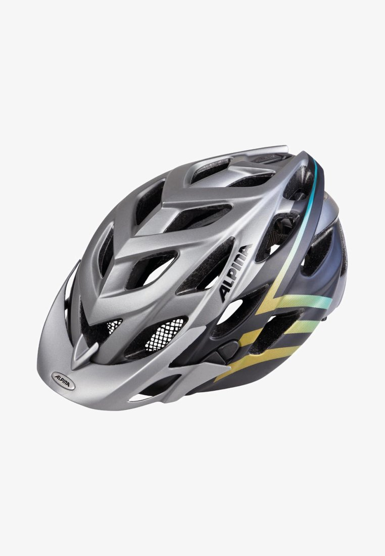 Alpina - D-ALTO L.E. - Helmet - black/grey