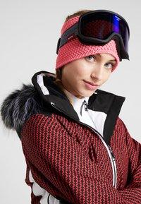 Alpina - SCARABEO M - Masque de ski - black matt - 3
