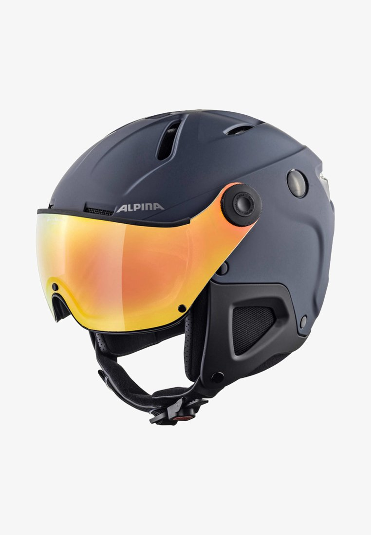 Alpina - Helmet - blue