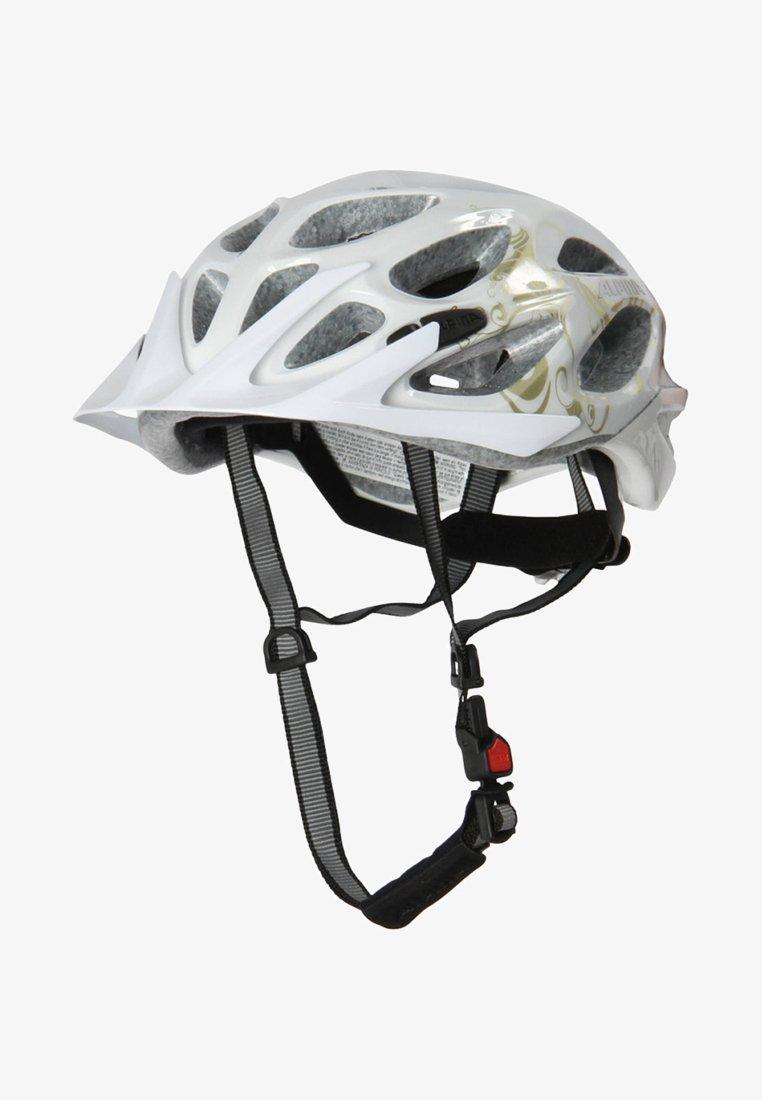 Alpina - THUNDER - Helmet - white