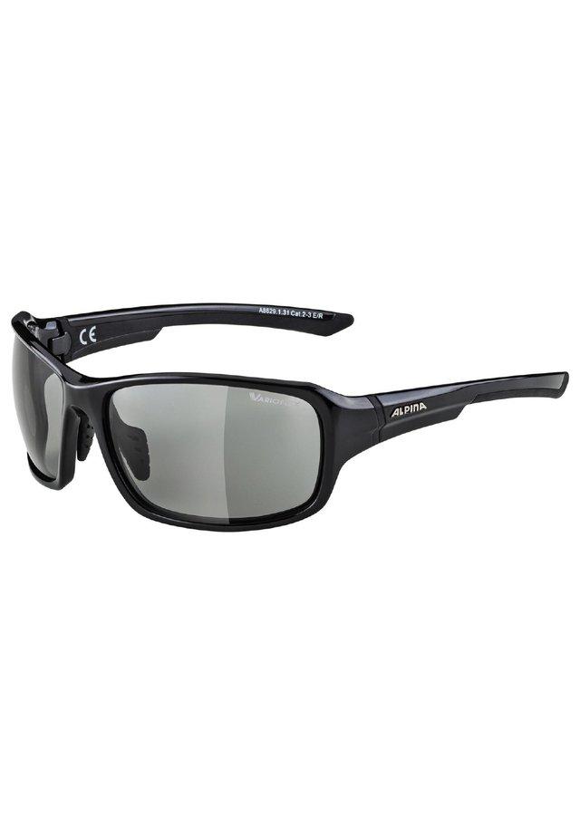 LYRON  - Sports glasses - black