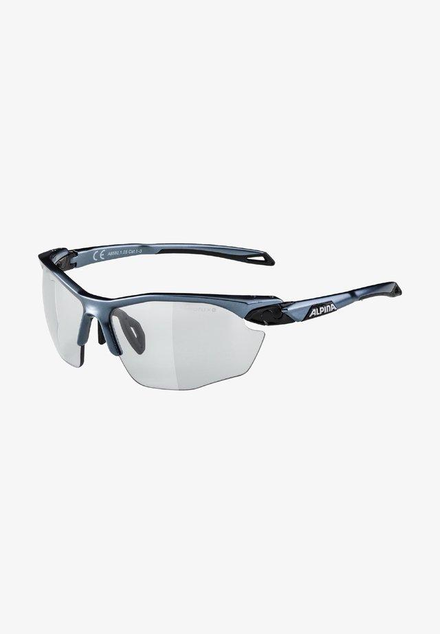 TWIST FIVE HR VL+ - Sunglasses - tin-black (a8592.x.25)