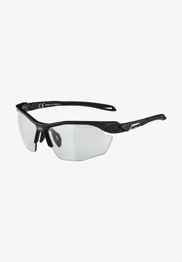 TWIST FIVE HR VL+ - Sunglasses - black matt (a8592.x.31)