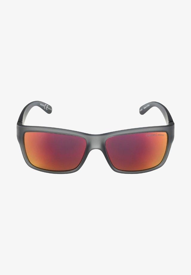 KACEY - Sports glasses - cool grey matt