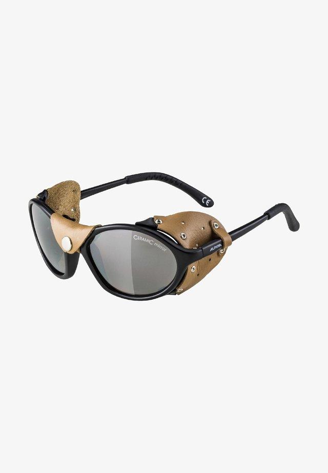 SIBIRIA - Sports glasses - black-brown