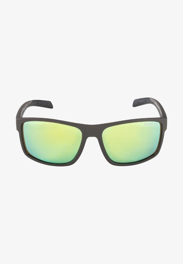 NACAN  - Sports glasses - anthracite matt-black