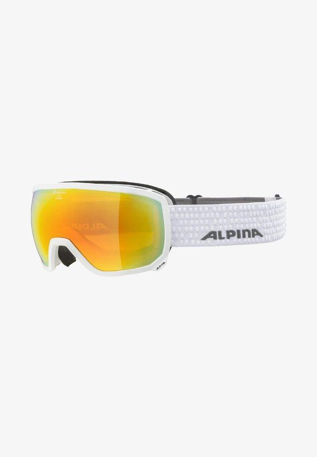 SCARABEO - Ski goggles - white (a7256.x.12)
