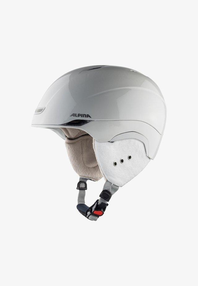 PARSENA - Helmet - white diamonds