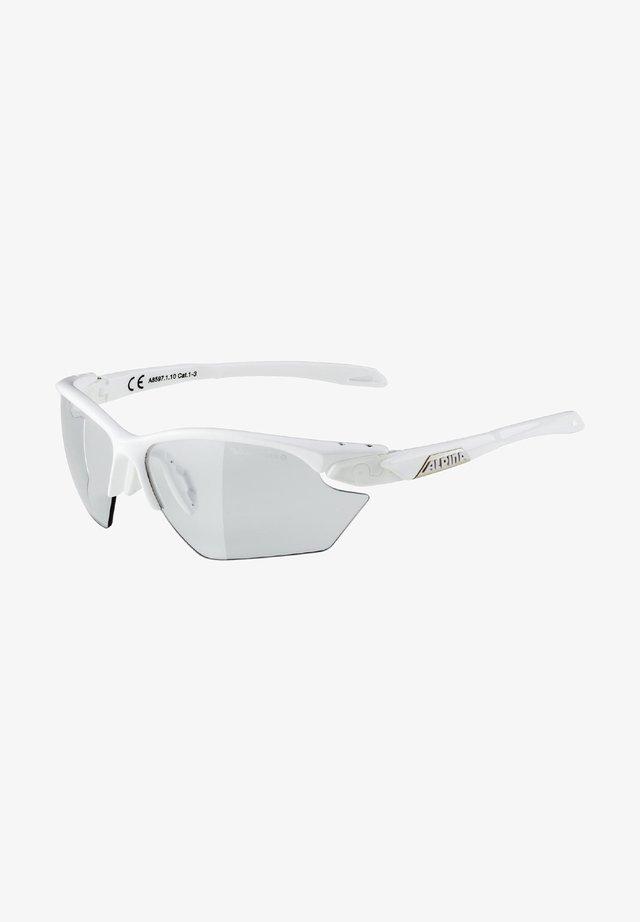 TWIST FIVE HR  - Sports glasses - white