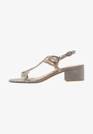 Sandaler med høye hæler - oporto pewter