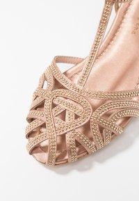 Alma en Pena - Ankle strap ballet pumps - old pink - 2