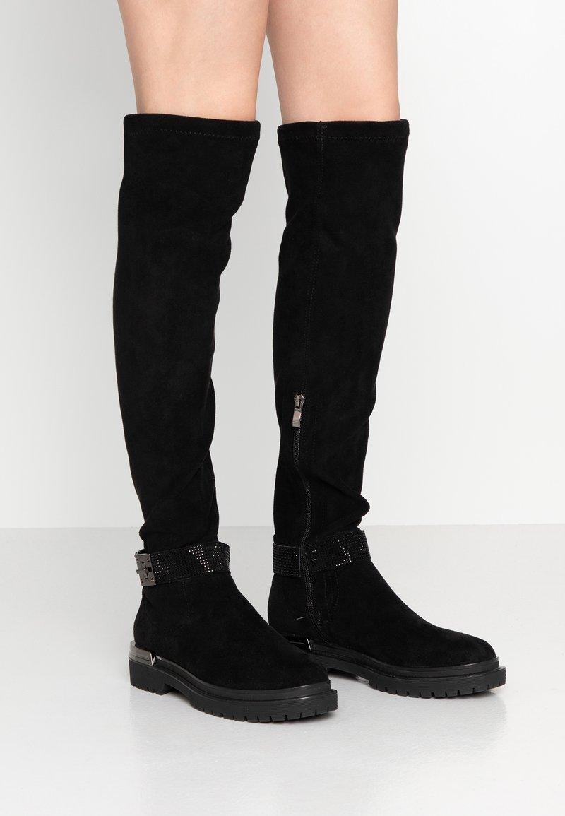 Alma en Pena - Boots - siena black
