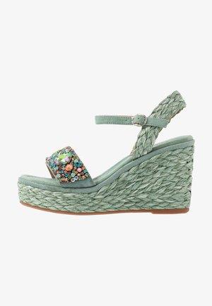 Sandaletter - mint