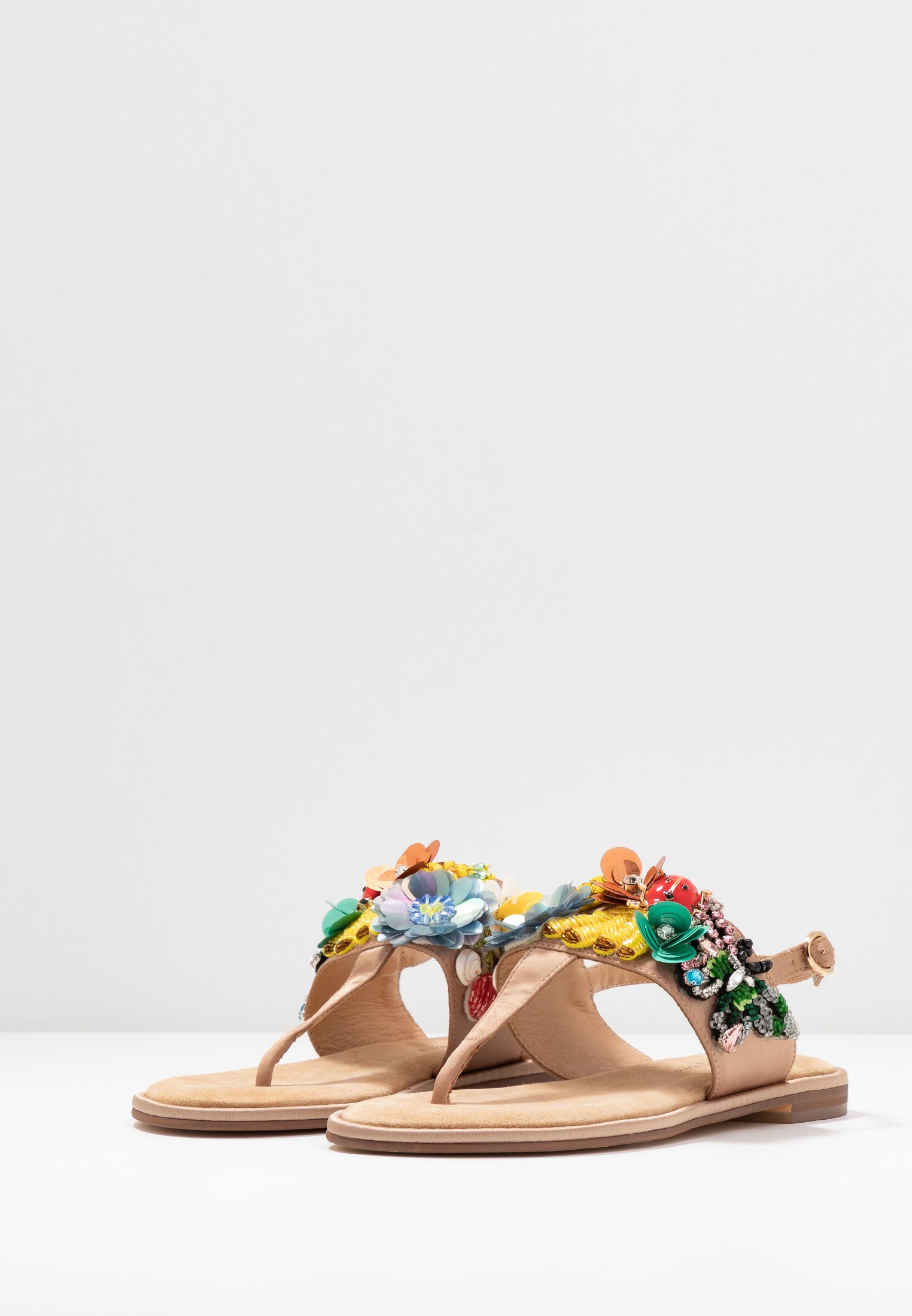 Alma en Pena T-bar sandals - sand