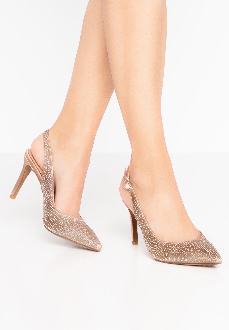 Alma en Pena - High heels - nude