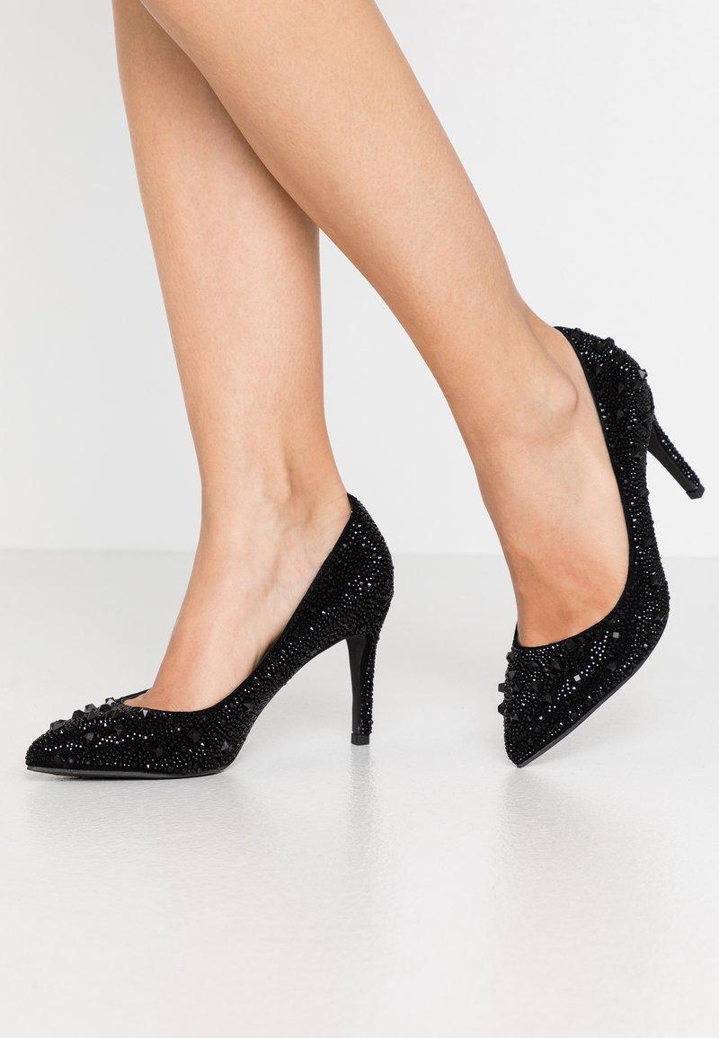 Alma en Pena - Zapatos altos - black