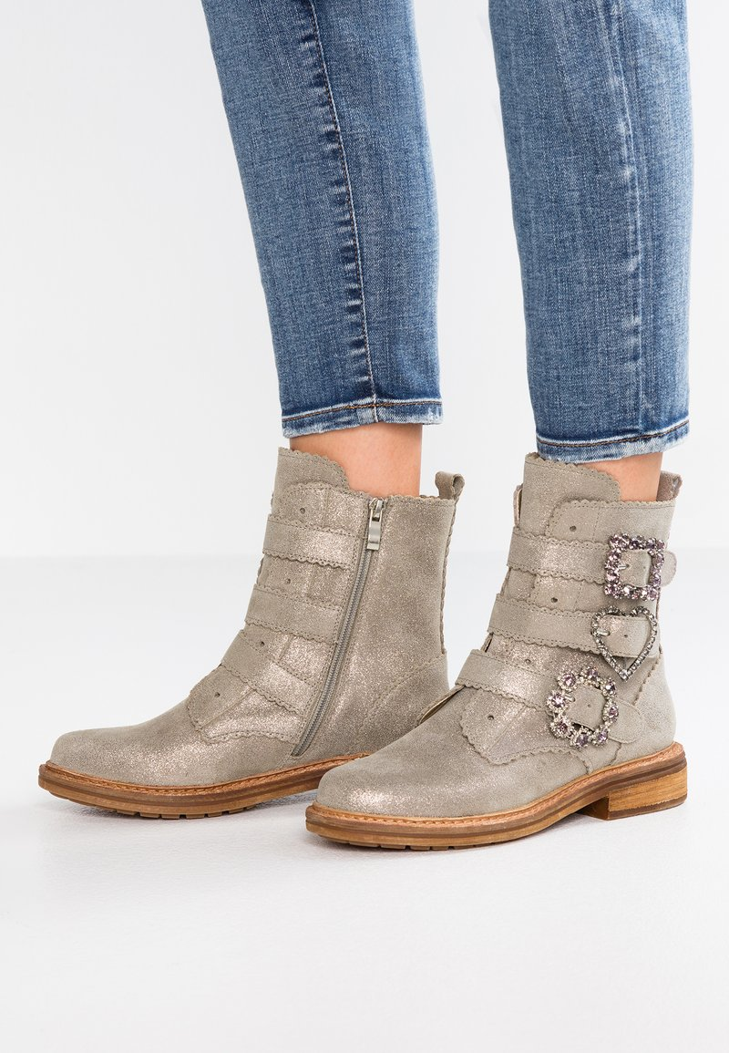 Alma en Pena - Bottines - cosmos pewter