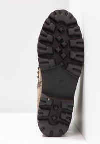 Alma en Pena - Platform ankle boots - taupe - 6