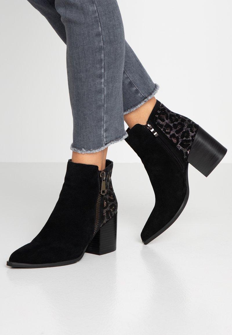 Alma en Pena - Boots à talons - black