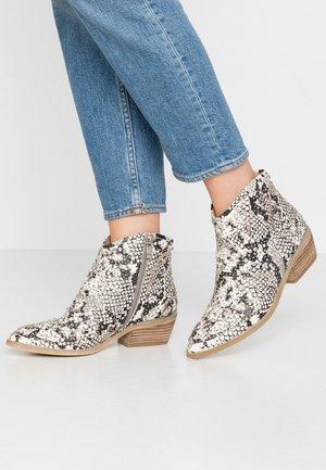 Boots à talons - white