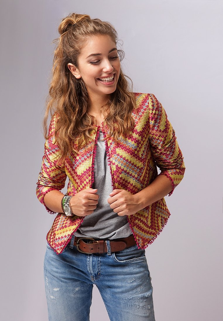 All Yours - Chaqueta fina - red