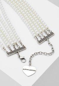 Alpenflüstern - ELISA - Halsband - cremeweiß - 2