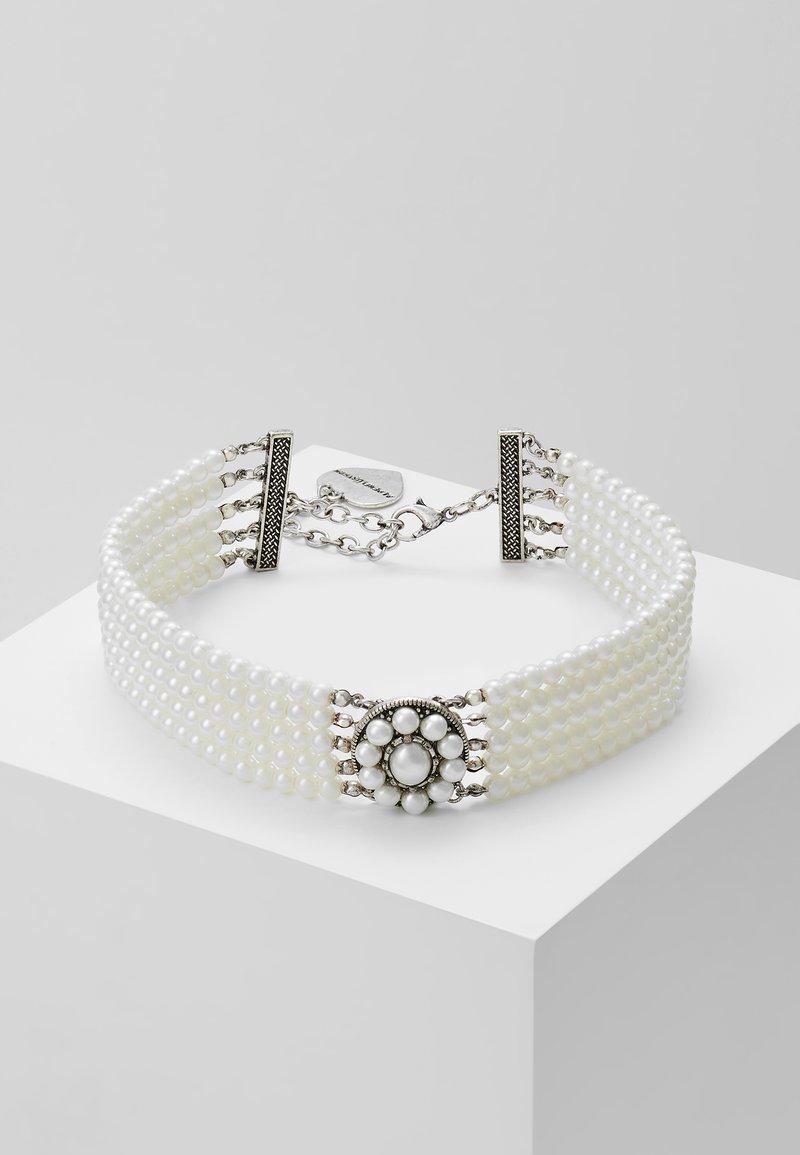 Alpenflüstern - ELISA - Halsband - cremeweiß