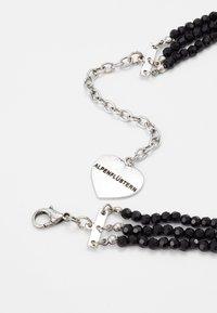 Alpenflüstern - HEDWIG - Halskette - schwarz - 2