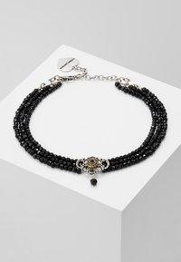 Alpenflüstern - HEDWIG - Halskette - schwarz - 0