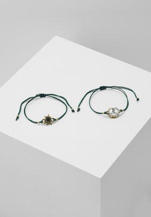 BREZE SET - Armband - grün
