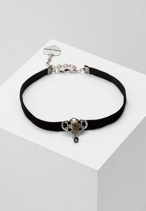 KROPFBAND HEDY - Halsband - schwarz
