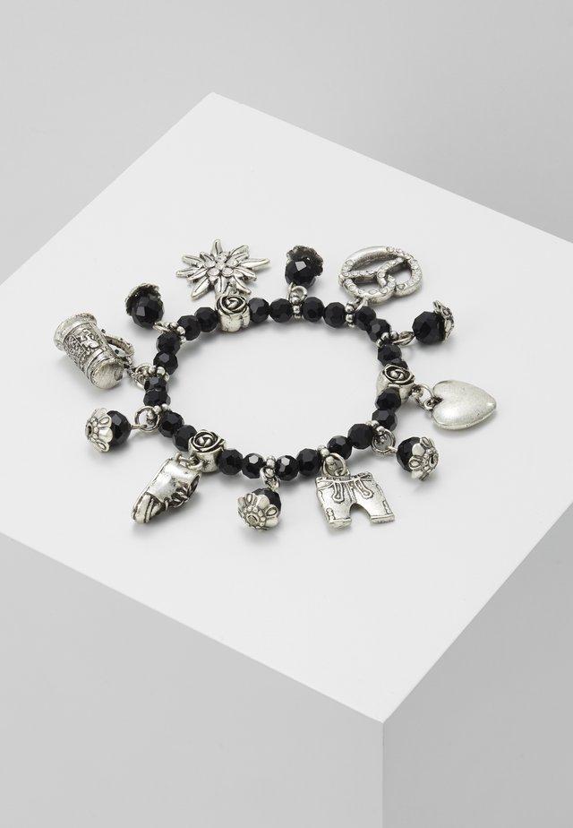 TRACHTENZAUBER - Bracelet - schwarz
